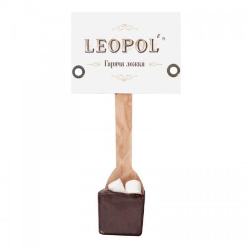 Шоколад Гаряча ложка Leopol 45г