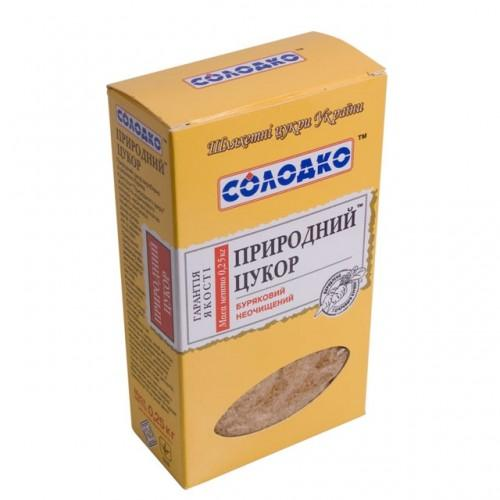 Сахар натуральный Солодко 250г