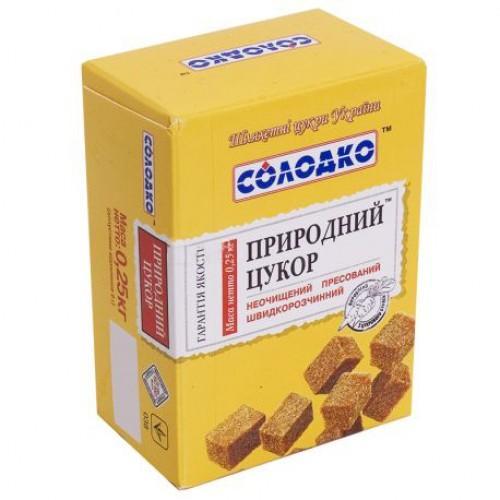 Сахар быстрорастворимый Солодко 250г