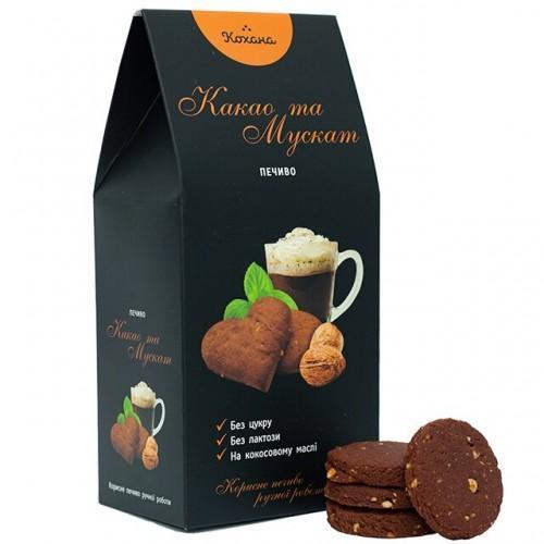 Печенье Какао и Мускат Кохана 150г