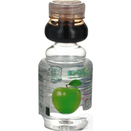 Сок яблочный с бузиной Бони Зелена Сова 250мл