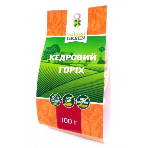 Кедровий горіх  Natural Green 100г