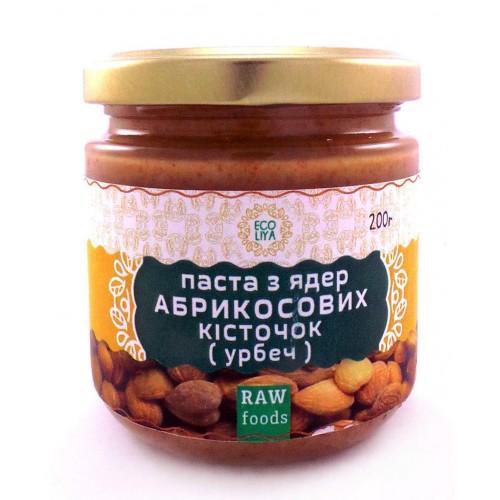 Паста з ядер абрикосових кісточок (урбеч) Еколія 200г