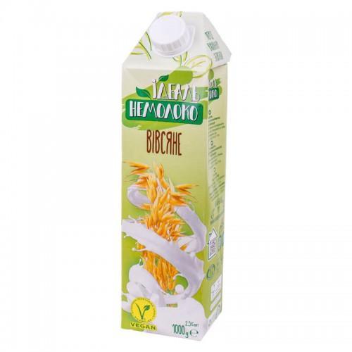 Напиток ультрапастеризованный овсяный 2,5% Идеаль Немолоко 1л