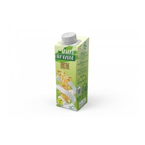Напій ультрапастеризований вівсяний 2,5% Ідеаль Немолоко 250г