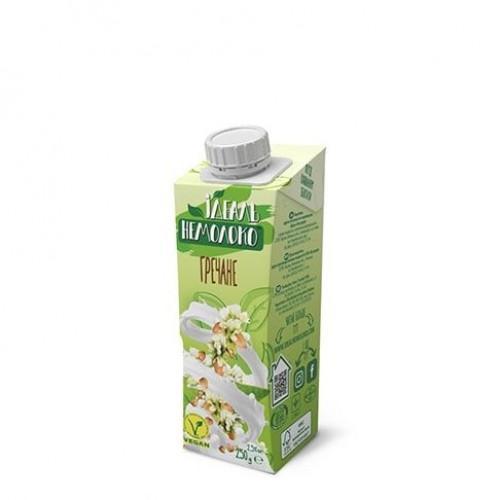 Напиток ультрапастеризованный гречневый 2,5% Идеаль Немолоко 250г