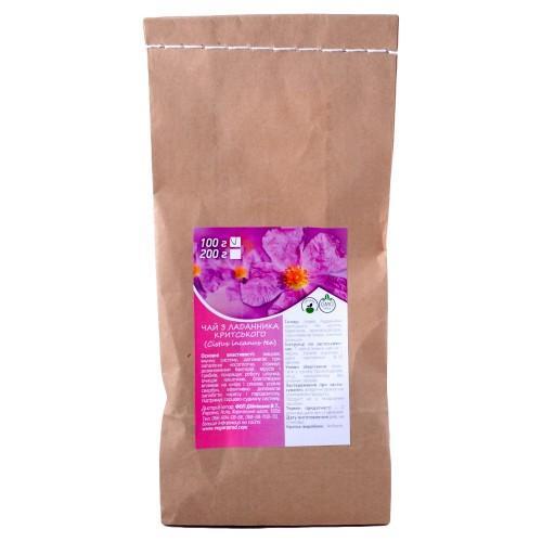 Чай з ладанника критського Vegan Prod 100г