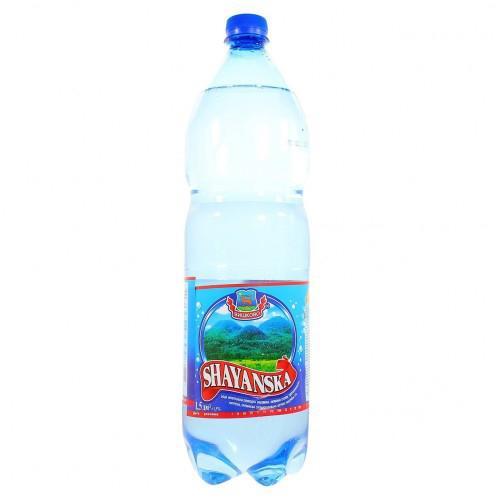 Вода сильногазована Шаянська Вишково 1,5л