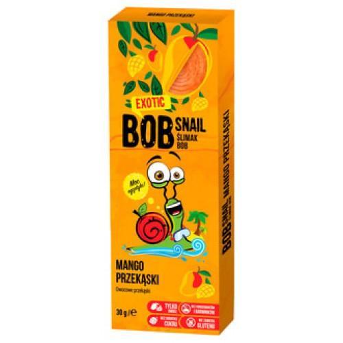 Конфеты натуральные Манговые Bob Snail - Равлик Боб 30г