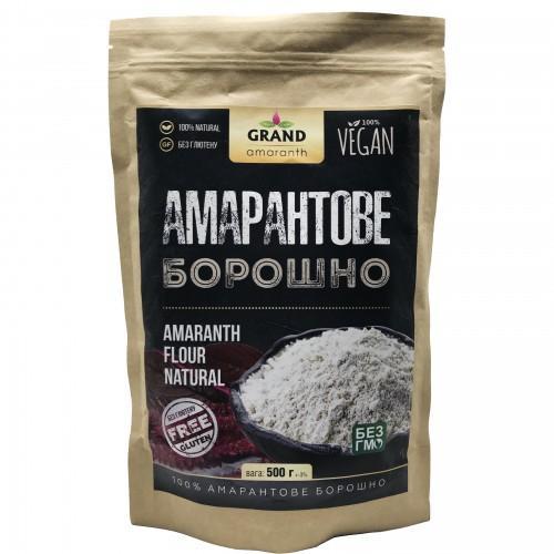 Мука амарантовая Grand Amaranth 500г