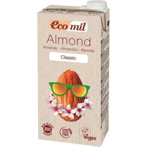 Органічне молоко з мигдалю класичне Есomil 1л