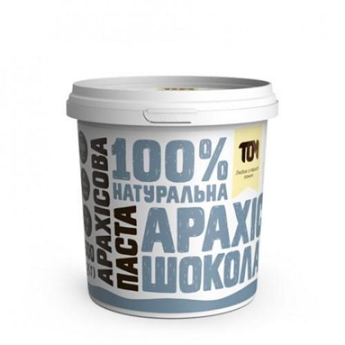 Арахісова паста солона ТОМ 500г пластик