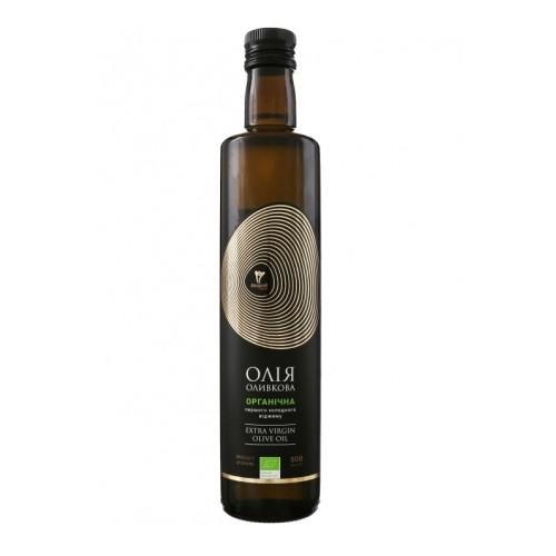 Масло оливковое первого холодного отжима Екород 500мл