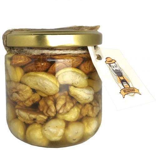Медовые орешки Медобар 200мл