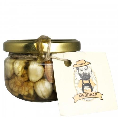 Медовые орешки Медобар 100мл