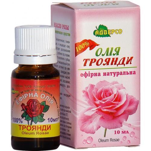 Олія  ефірна Троянди, Адверсо 5мл