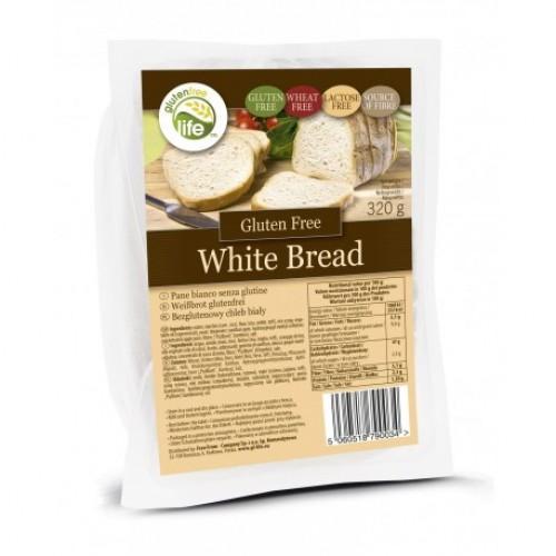 Хліб білий без глютену Bezgluten 320г