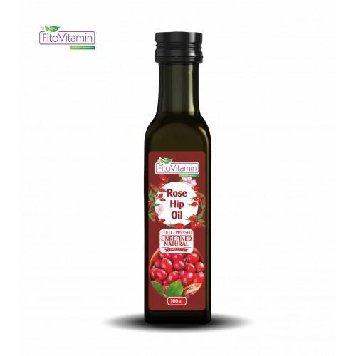 Олія з плодів шипшини FitoVitamin 100мл