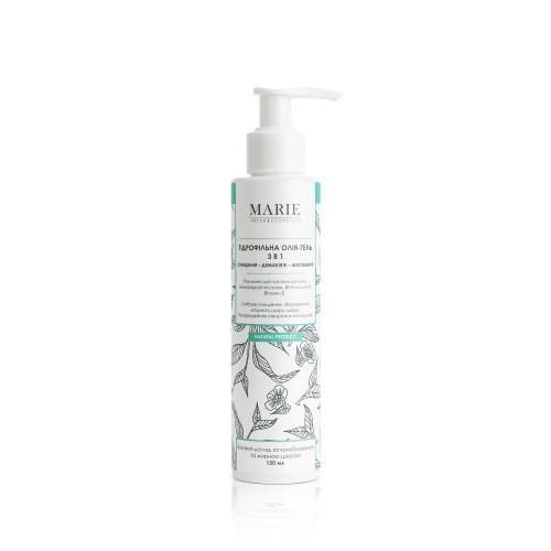 Гидрофильное масло для жирной и комбинированной кожи Чистка-демакияж-матирование Marie Fresh Cosmetics 150 мл
