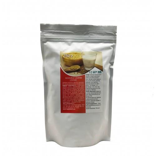 Молоко сухе соєве Vegan Prod 250г