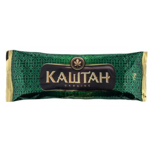 Пломбір у кондитерській глазурі Каштан Класичний Хладик 75г