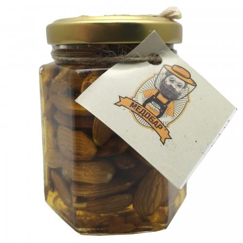 Медовий мигдаль Медобар  200мл