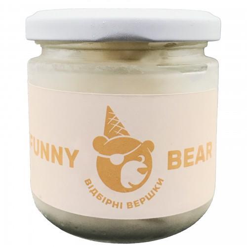 Морозиво натуральне вершкове Відбірні вершки Funny Bear 100г