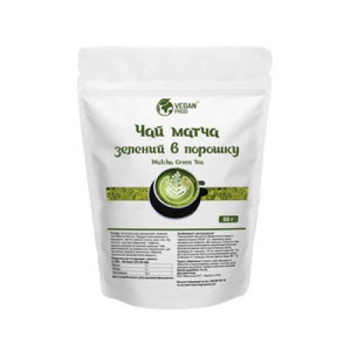 Зелений чай  матча  Преміум Vegan Prod 50г
