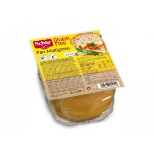 Белый хлеб с семенами Pan Multigrano Schar 250г