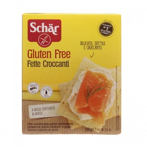 Хлібці Fette Croccanti Schar 150г