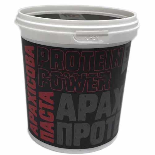 Арахісова паста з протеїном ТОМ 500г пластик