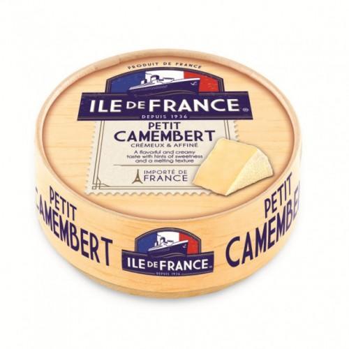 Сыр Petit Camembert 50% Ile De France 125г