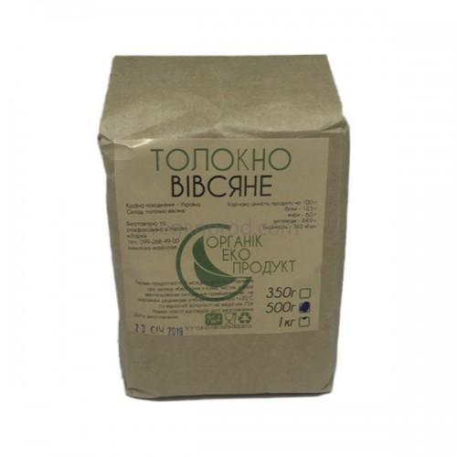 Толокно вівсяне Органік Еко 500г