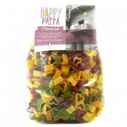Макароны Happy pasta  Cuoricini  Dalla Costa 500г