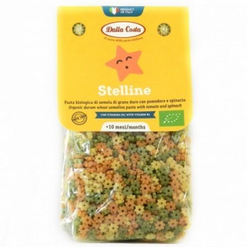 Макароны  Bio  Stelline (для детского питания) Dalla Costa 200г