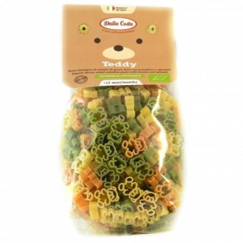 Макароны  Bio  Teddy (для детского питания) Dalla Costa 200г