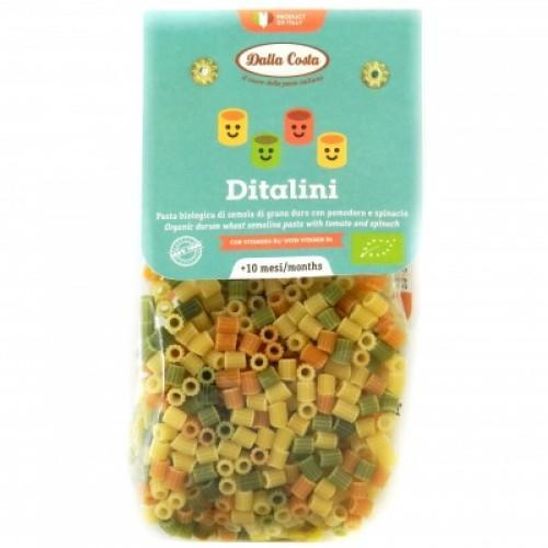 Макароны  Bio  Ditalini (для детского питания) Dalla Costa 200г