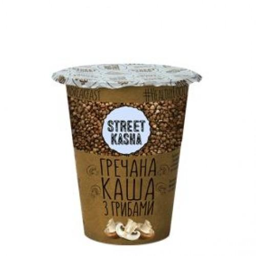 Каша гречневая с грибами Street Kasha 50г