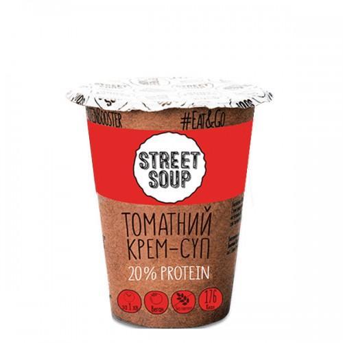 Крем-суп томатний  Street Soup 50г