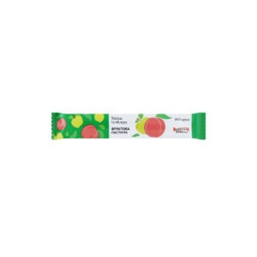 Конфета-витаминка  Персик та яблоко Alexis