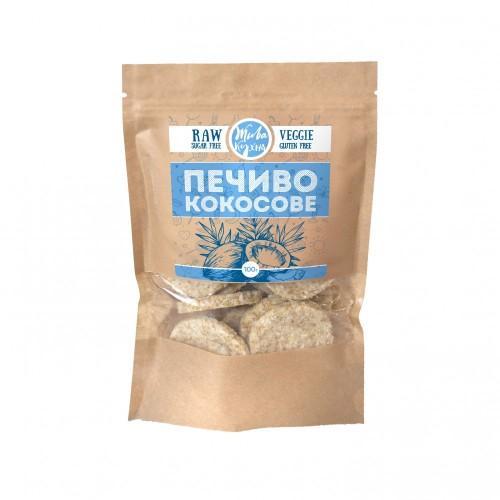 Печенье Кокосовое Жива кухня 100г