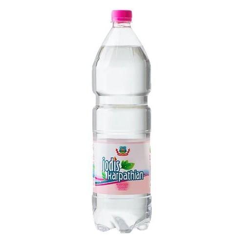 Вода Йодіс Карпат негазована Вишково 1,5л