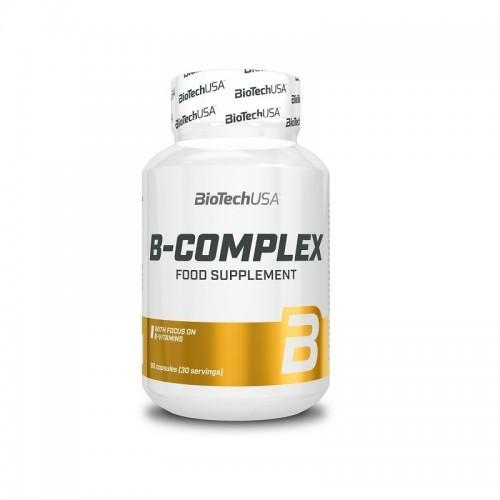 B-Сomplex BioTechUSA 60кап.