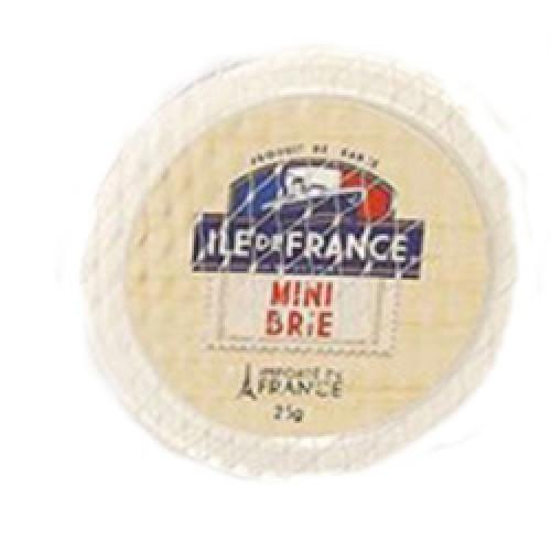 Сыр Petit  Bri 50% Ile De Francе 25г