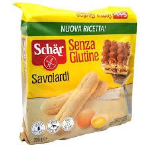 Бисквитное печенье Savoiardi Schar 200г