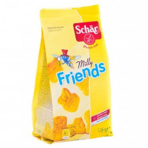 Печиво Milly Friends Schar 125г