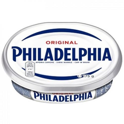 Крем-сир Philadelphia Original  60% Mondelez 175г