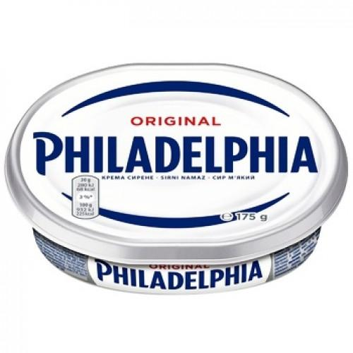 Крем-сыр Philadelphia Original  60% Mondelez 175г