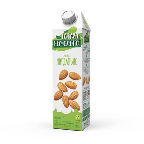 Напиток ультрапастеризованный рисово-миндальный 3,0% Идеаль Немолоко  950г