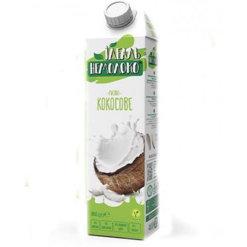 Напиток ультрапастеризованный рисово-кокосовый 3% Идеаль Немолоко 950г